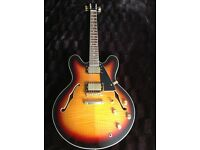 Wesley electric guitar