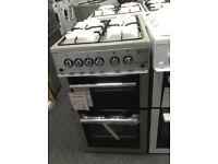 Flavel Milano G50 silver cooker. £230 new/graded 12 month Gtee