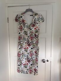 M&S collection floral dress size 12