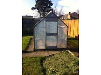 Green house 8ft-6ft