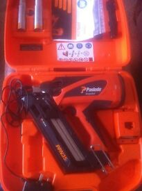Set of 3 passload nail guns.