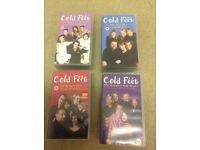 Cold Feet box sets on VHS