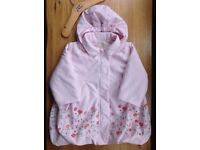 Emile et Rose - girls jacket age 12 months ***IMMACULATE CONDITION/LIKE NEW***