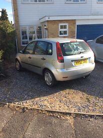 ford fiesta lovely car 1 years mot
