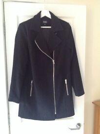 Misguided coat