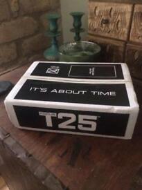 Shaun T's T25