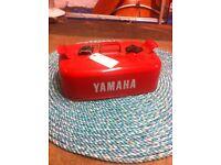 Yamaha fuel tank