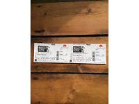 Paul Weller concert tickets x2 March 31st Royal Albert Hall