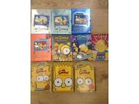 Simpsons box sets £20 the lot