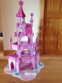 Wooden princess / fairy castle