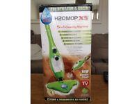 Steam mop H20 x 5 in 1