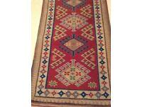 Genuine Turkish rug.