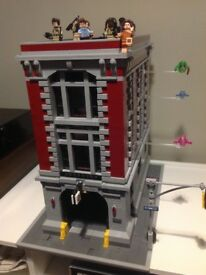 Lego 75827 Ghostbusters Firehouse Headquarters Complete with box