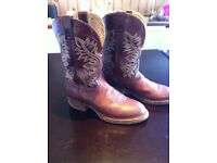 Cowboy boots size 8