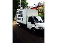 Man with Van, Man and Van, Removals, Van hire, Relocation, Property