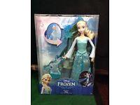 Frozen Dolls Anna and Elsa