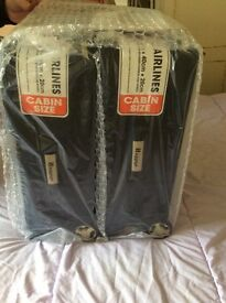 2 Brand new still wrapped and in box worlds lightest cases in black