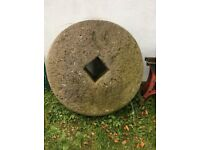 Stone grind wheel, very large. Great condition.