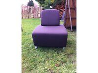 Retro Design Boss Chair single seat
