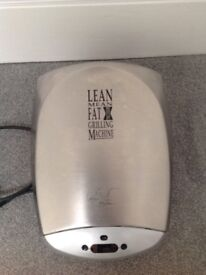 George Foreman Lean Fat Grilling Machine