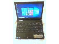 SSD mini-laptop Acer 8372t intel i3 2.53Ghz, 120GB ssd, 6GB ram (optional 512gb usb stick mini)