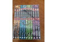 New Darren Shan,Cirque du Freak series