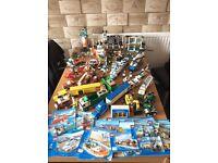 Massive Bundle of Lego sets