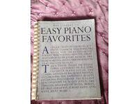 Easy Piano Favourite s
