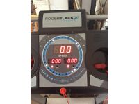 Roger Black Silver Medal Treadmill for Sale- collection only