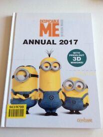Despicable Me 2017 Annual