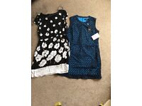 Dresses from tesco and next size 16