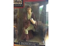 Star Wars figure - obi-wan Kenobi