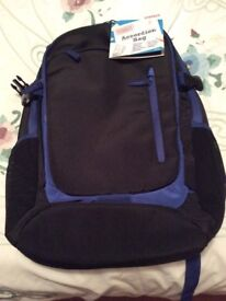 Students Accordian backpack/bag