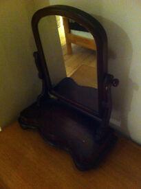 Vintage Dressing Table Mirror