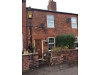 Terraced Mews Cottage in uphill Lincoln