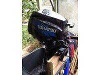 Tohatsu 3.5.outboard boat motor