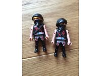 Playmobil Villains/robbers