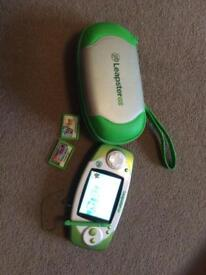Leapfrog Leapster GS console