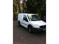 CHEAP COMPANY DE FLEET FORD TRANSIT CONNECT 1.8 TDCI 2010 NEWER SHAPE NICE SPEC VAN NO VAT