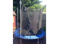 Trampoline 8' - Free to collector