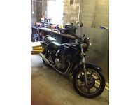 VINTAGE KAWASAKI KZ1100 shaft drive (Reserved)