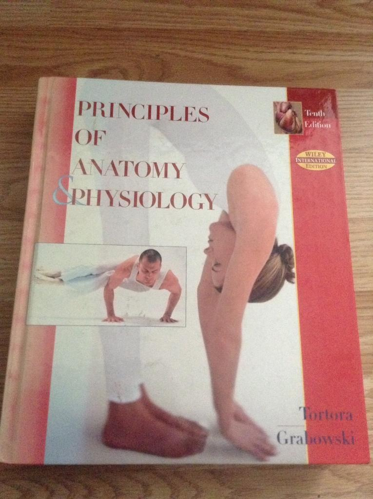 Principles of anatomy & physiology,dvd