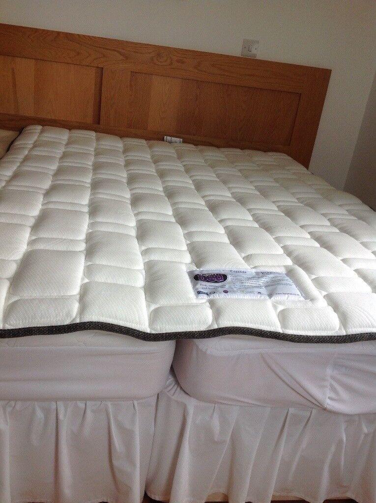 New Kaymed mattress topper