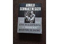 Arnold Schwarzenegger, ( The New Encyclopedia of Modern BodyBuilding ).