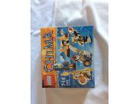 Lego chima 70229 new factory sealed