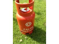 6kg Calor gas bottle propane empty sold awaiting collection