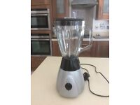 Classic glass jug blender liquidiser for soup smoothie and food