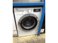 Beko 10kg 1400spin washing machine. A+++ £279 RRP £379 new/graded 12 month Gtee