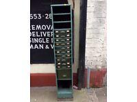Vintage shelving tower