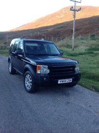 LANDROVER DISCOVERY 3 TDV6 SE (Automatic)